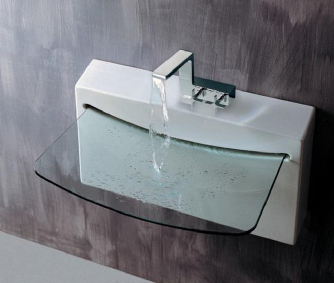 Modern Glass Sink