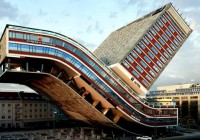Playing with Architecture in Munich (Photos)