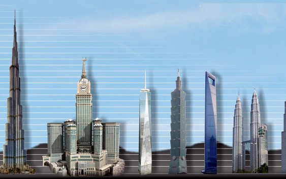 Top Ten Tallest Buildings By 2016 (Photos)
