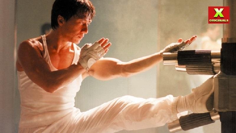 1. Jackie Chan