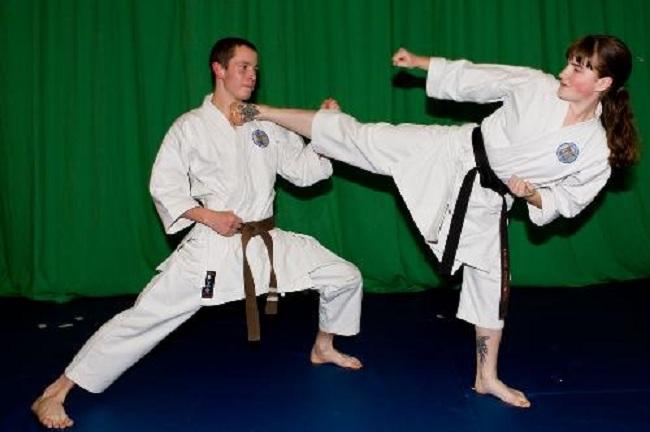 1. Karate