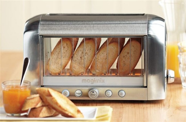 20. See-Through Toaster