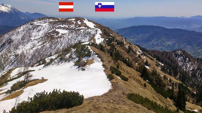 28. Austria – Slovenia Alpine Border