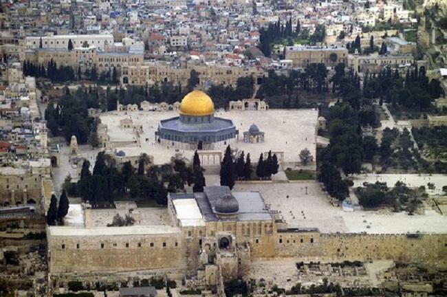 3.  Al Aqsa Mosque – Jerusalem, Palestine