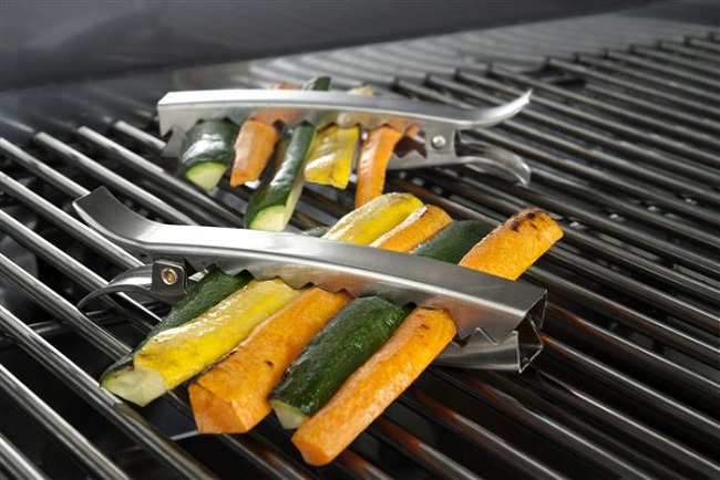 5. Grill Clips
