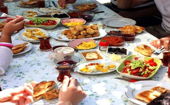 Healthy Ramadan Meal Plan