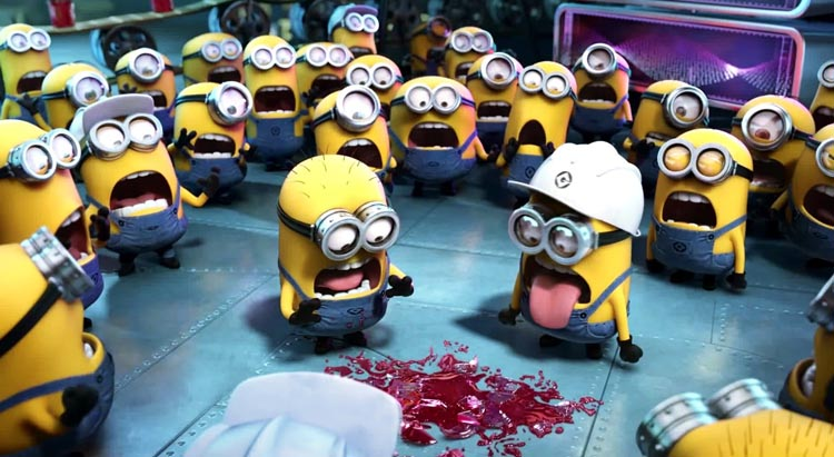 Minions, The Movie (2015) 06