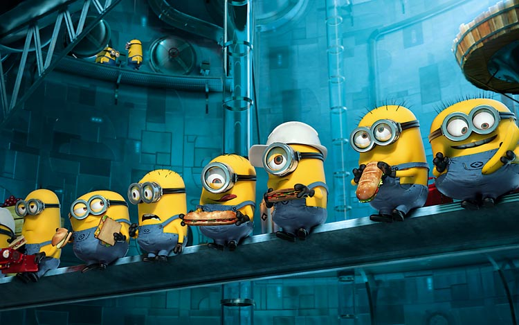 Minions, The Movie (2015) 09