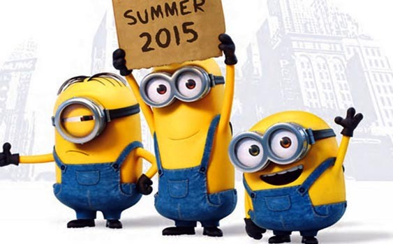 Minions, The Movie (2015)