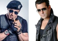 Salman Khan With Sylvester Stallone in Expendables 4 ?