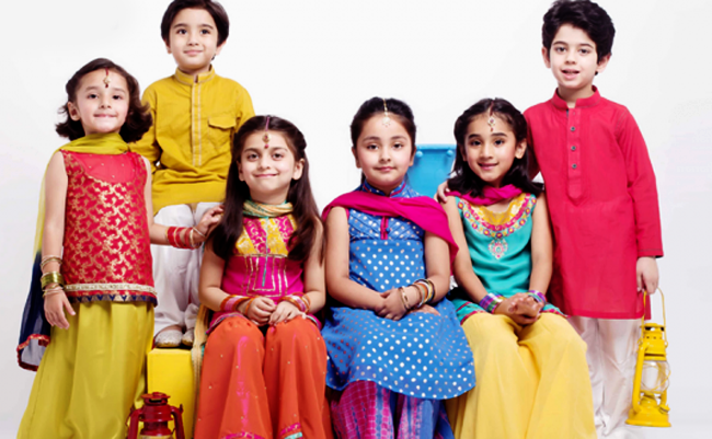 Children Eid Dresses 2015 (12)