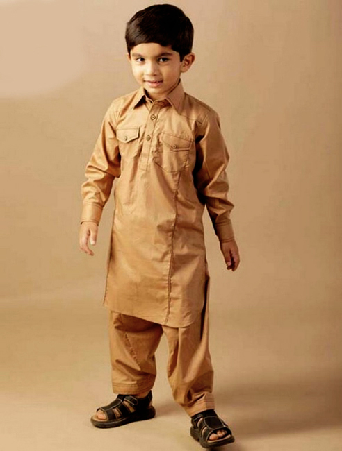 Children Eid Dresses 2015 (13)