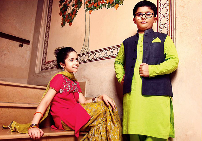 Children Eid Dresses 2015 (4)