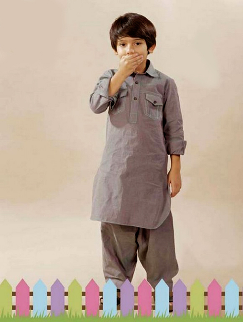 Children Eid Dresses 2015 (7)