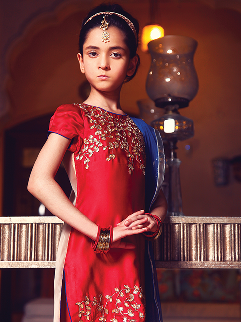 Children Eid Dresses 2015 (9)