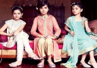 Eid Ul Fitr Dresses for Kids (with Photos)