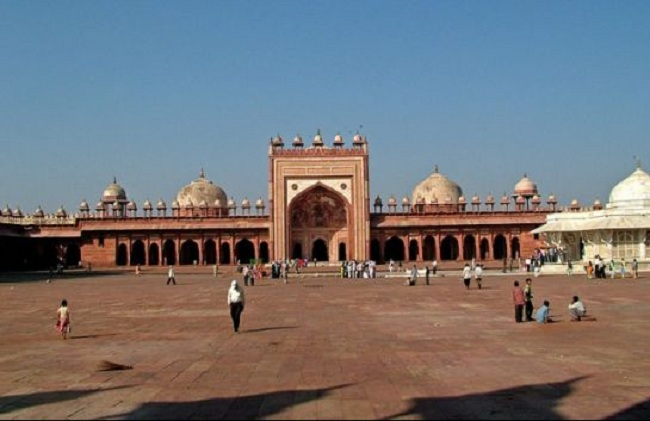 Jama Masjid -Agra