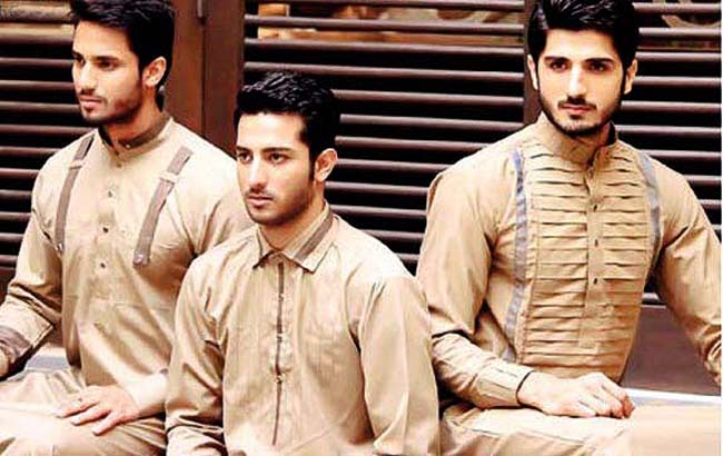 Men Eid Dresses 2015 (11)