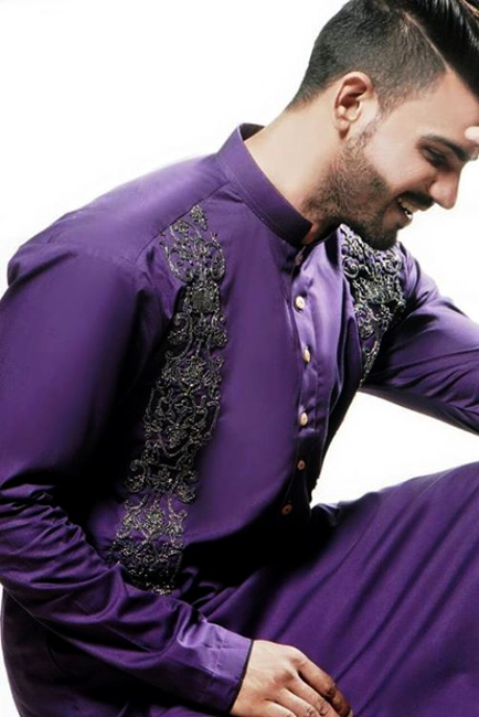 Men Eid Dresses 2015 (17)