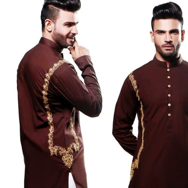 Men Eid Dresses 2015 (18)