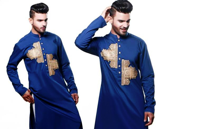 Men Eid Dresses 2015 (19)
