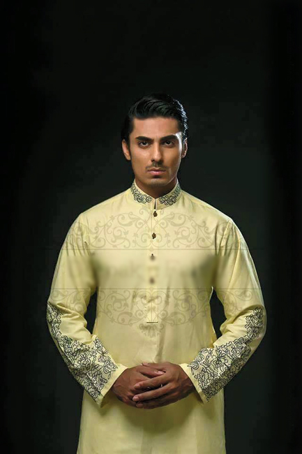 Men Eid Dresses 2015 (8)