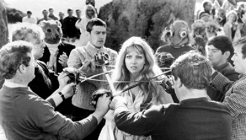 The Wicker Man (Britain), 1973