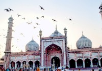 Top 5 Largest Masjids (Mosques) in India (with Photos)