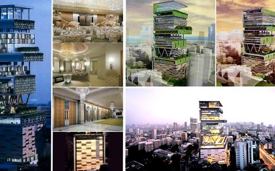 What's Inside Mukesh Ambani's Billion-Dollar Home (with Photos)