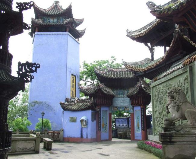 14. Ghost City of Fengdu