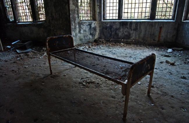 21. Beelitz Military Hospital