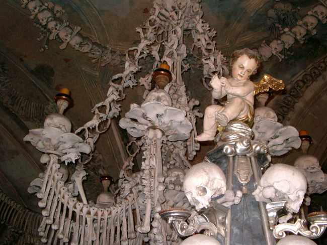 23. The Sedlec Ossuary