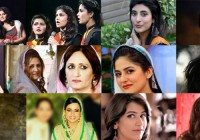 Famous Pakistani Sisters of Showbiz And Media (with Photos)