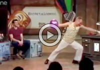 Old Man's Awesome Performance with Balloon (Video)