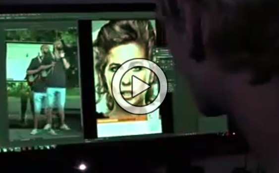 Photoshop Live – AWWESSSSSOOOMMEE (Video)