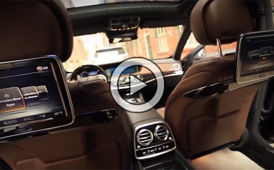 "The 2016 ""Mercedes Benz MAYBACH"" Amazing Review (Video)"