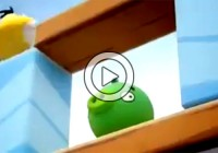 The Chill Pill – Angry Birds LIVE (Video)