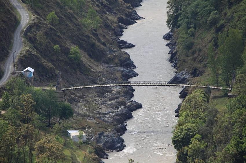 11. Buber Bridge