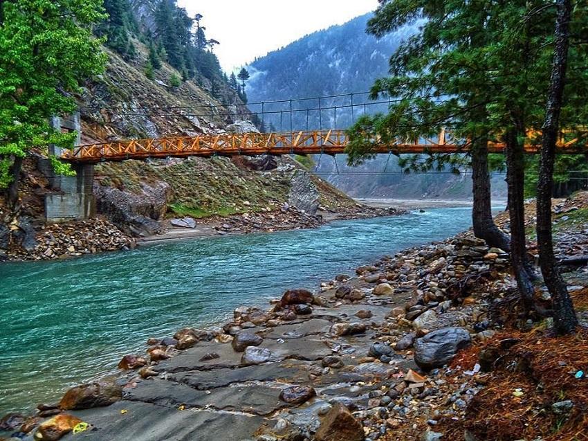 12. Kunhar River Bidge
