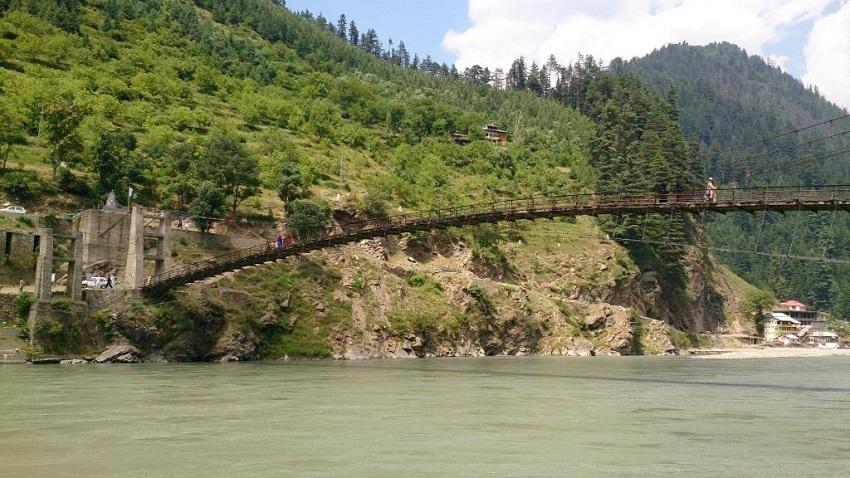 9. Sharda Bridge
