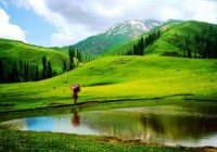 Beautiful Siri Lake, Shogran