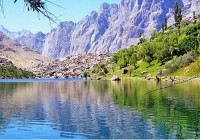 Kachura Lakes Skardu (Most Beautiful Lakes of Pakistan)