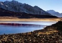 Shandur Lake of Gilgit, Baltistan, Pakistan