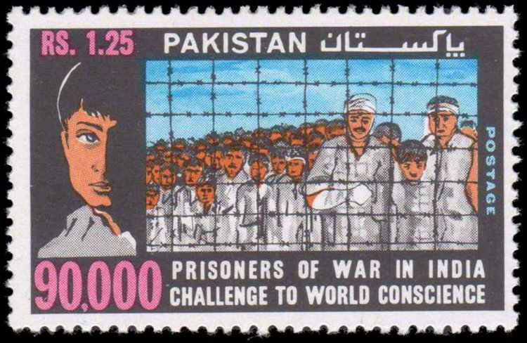 014Pakistan issues special stamp for prisoners of war_InfoMazza