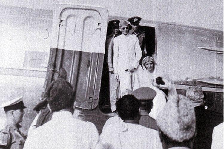 01Quaid-e-Azam Muhammad Ali Jinnah in Karachi_InfoMazza