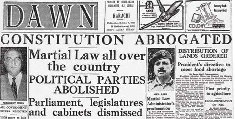 08Constitution abrogated; Martial Law imposed_InfoMazza