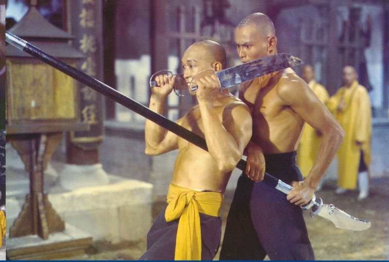 2 - The 36th Chamber of Shaolin (1978)