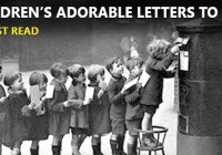 Adorable Letters to God by Kids in 1900s