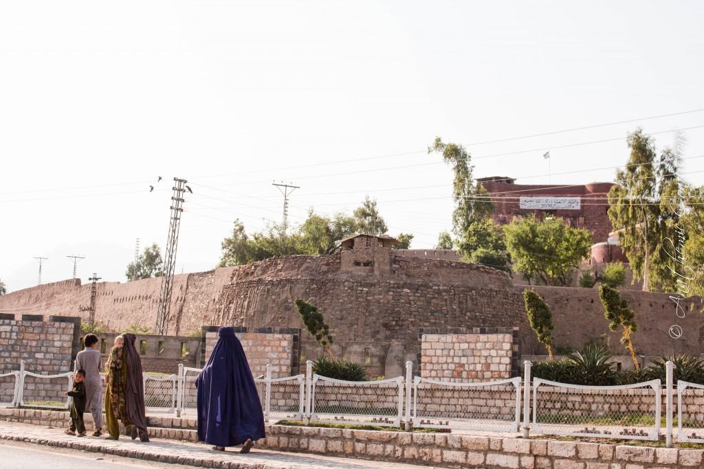 Bala-Hisar Fort