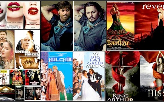 List of Bollywood Movies That Are Copied From Hollywood Movies